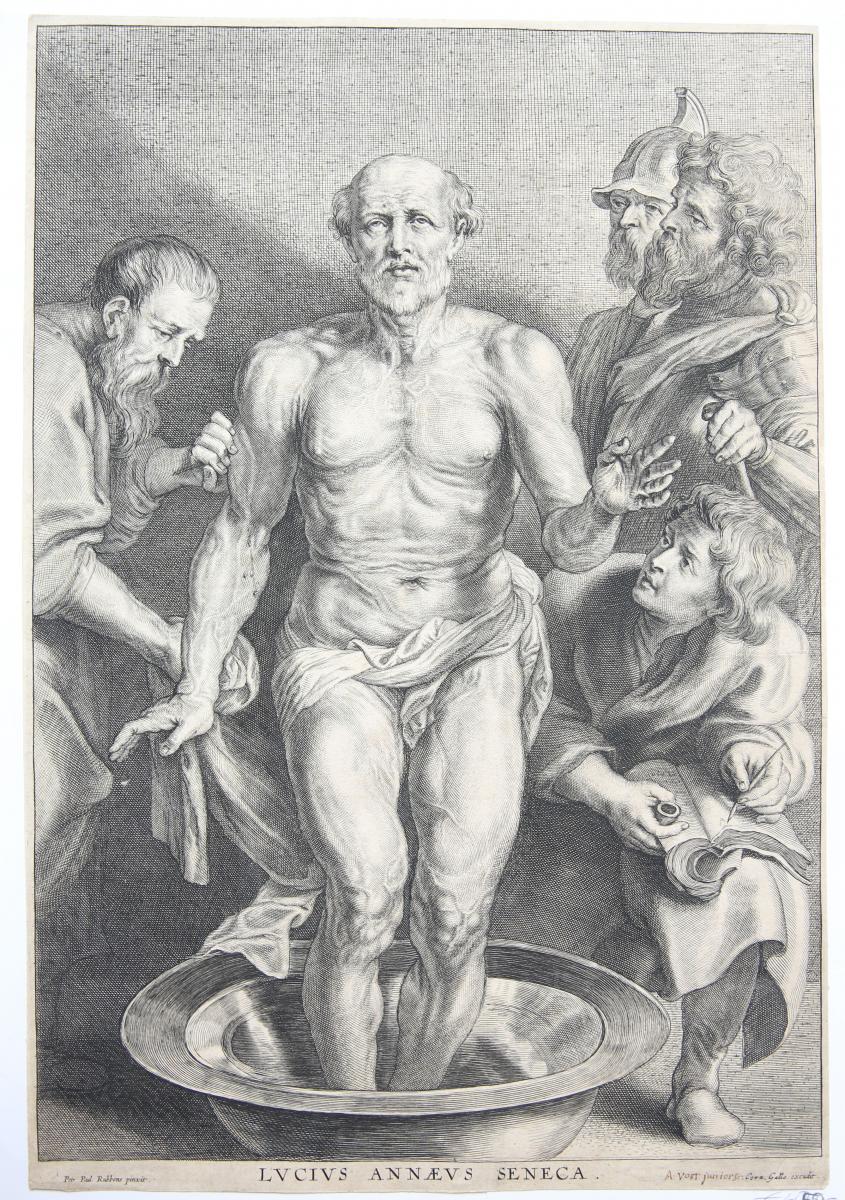 LUCIUS ANNAEUS SENECA.