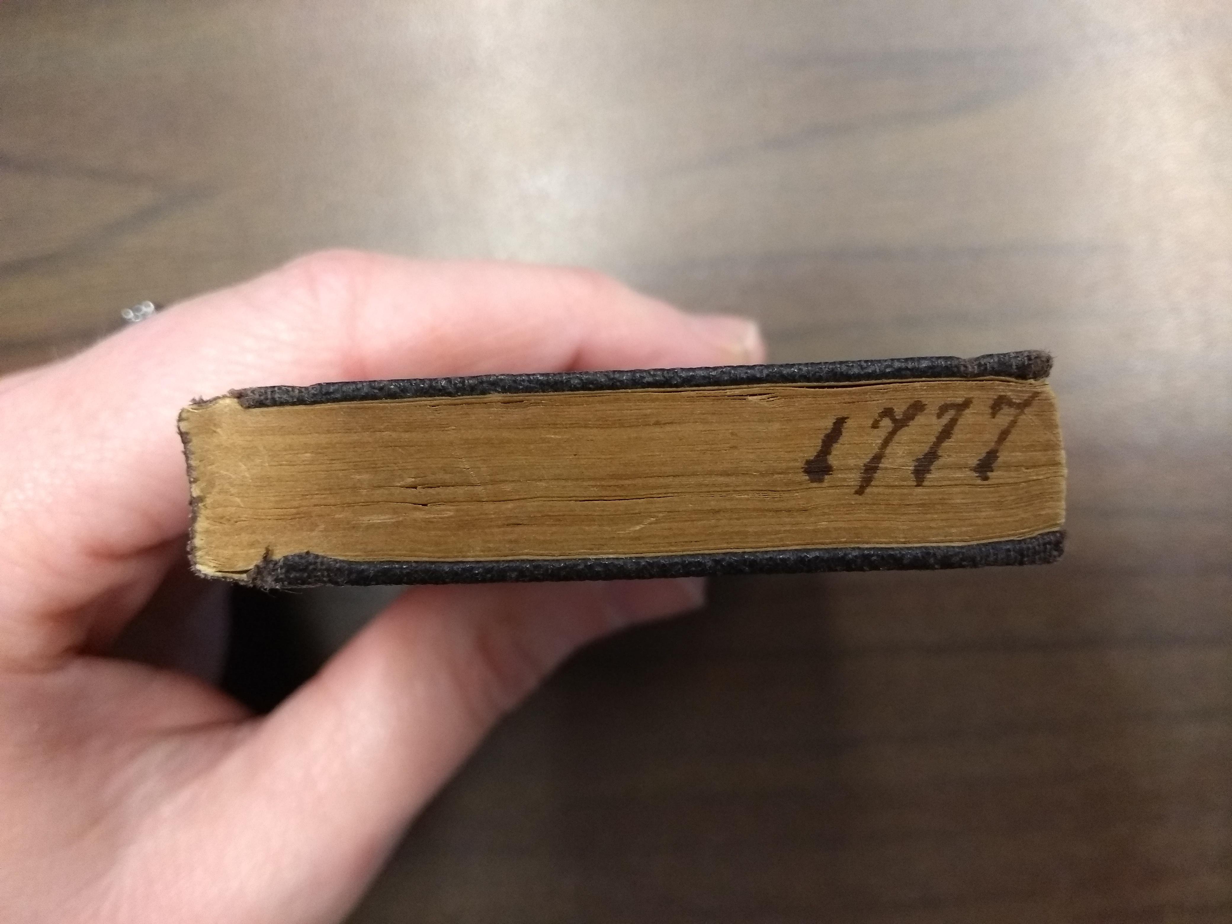 Zeelands Chronyk Almanach voor den Jaare 1777. Bevattende eene Beschryvinge der Provincie Zeeland, van deszelfs Opkomst tot deezen tegenwoordigen Tyd. Ten Dienste der Jeugd, gesteld in Vragen en Antwoorden, Voorzien met alle het noodige, behoorende tot ee