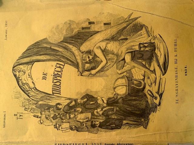 De Tijdspiegel 1851