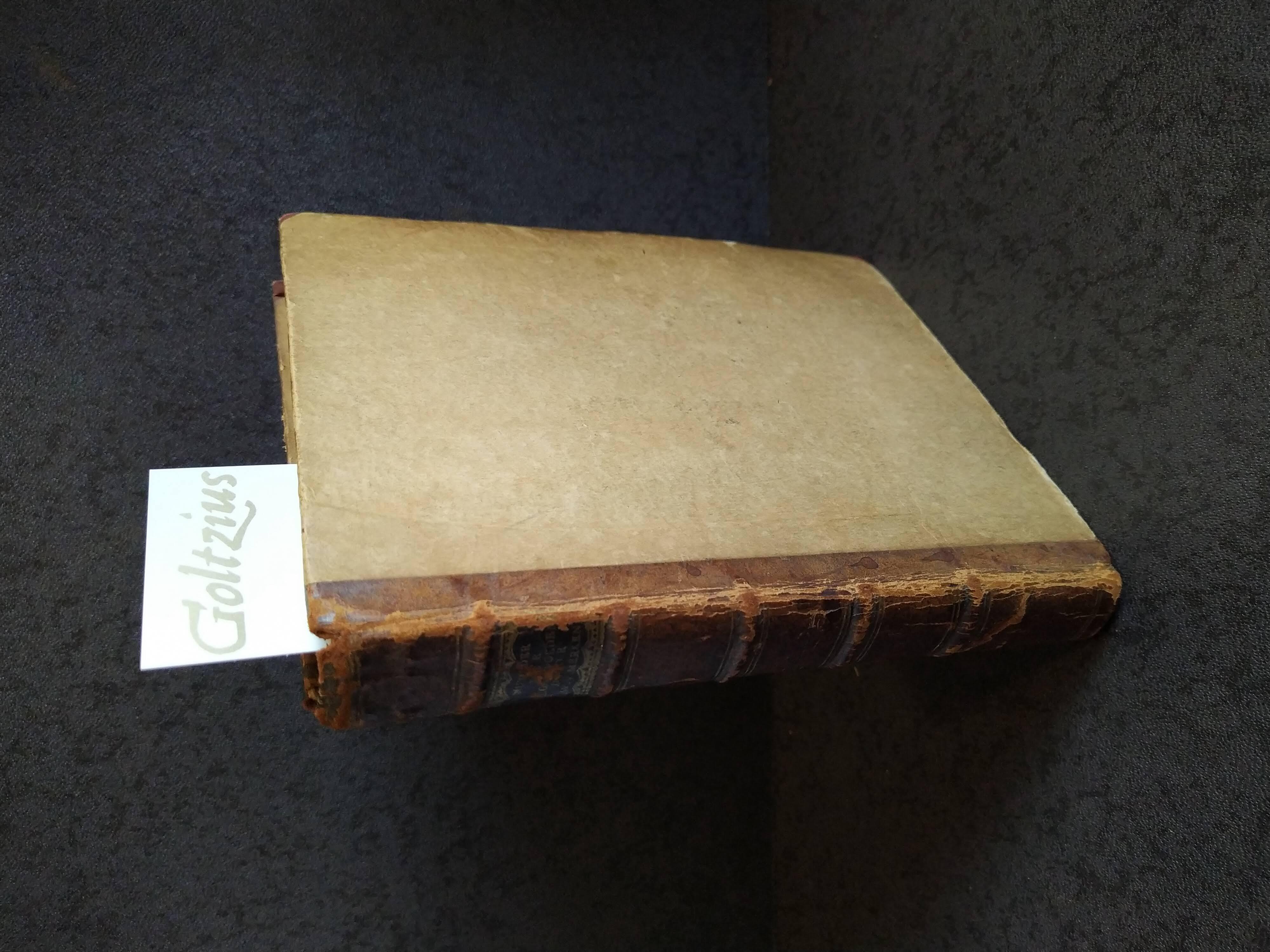 MERKEN, LUCRETIA WILHELMINA VAN, Het nut der tegenspoeden, Brieven en andere gedichten. Van Lucretia Wilhelmina van Merken. Tweede druk.