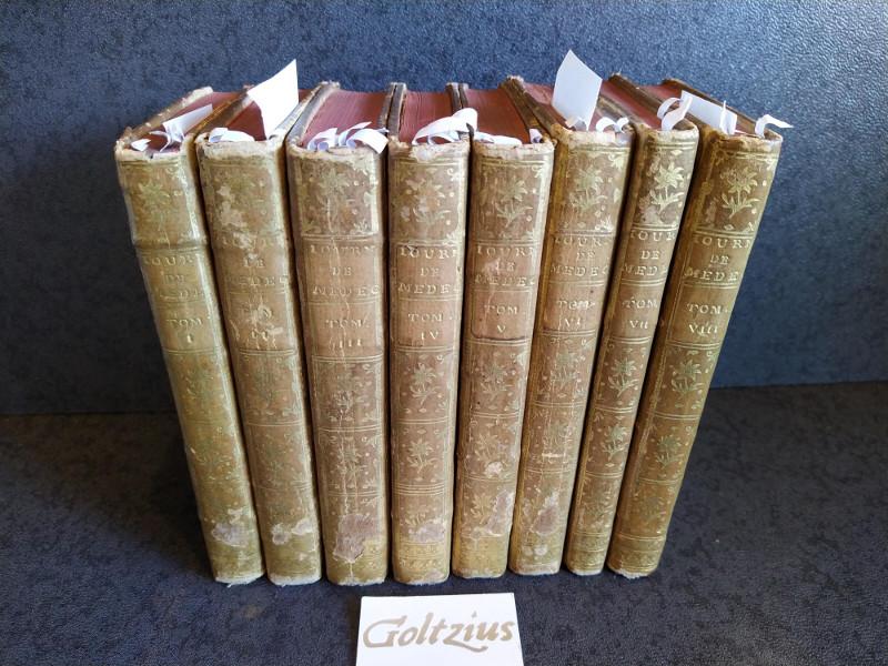 VANDERMONDE, M., Recueil périodique d'observations de médecine, chirurgie, pharmacie, &c.