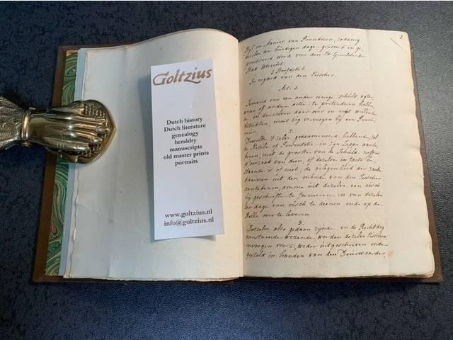 Manier van Procederen te Utrecht 1750,  Stijl en manier van Procederen, zodanig dezelve ten huidigen dage geuseerd en gepractiseerd word voor den Ed: Gerechten der Stad Utrecht.