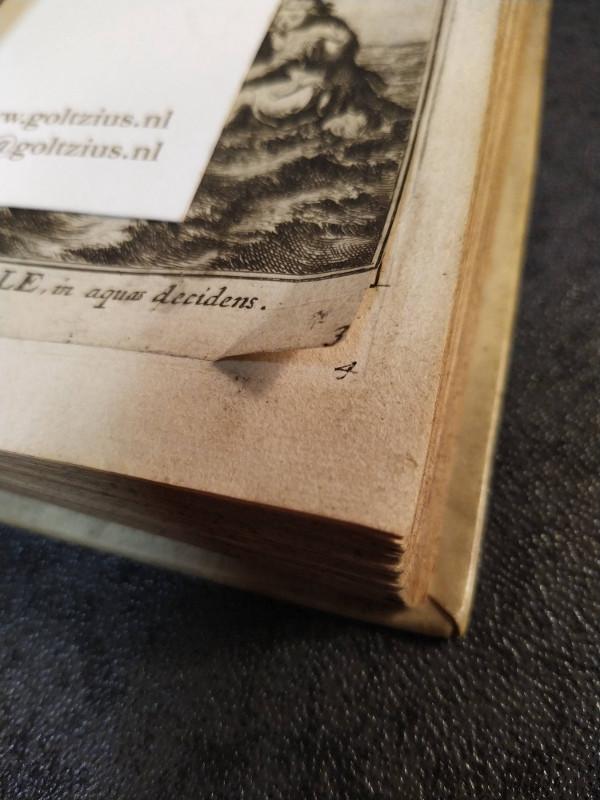 SMIDS, LUD., Pictura Loquens; sive Heroicarum tabularum Hadriani Schoonebeeck, Enarratio et Explicatio.