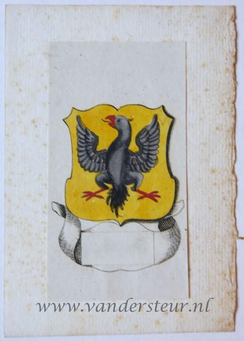 Wapenkaart/Coat of Arms: Adriani