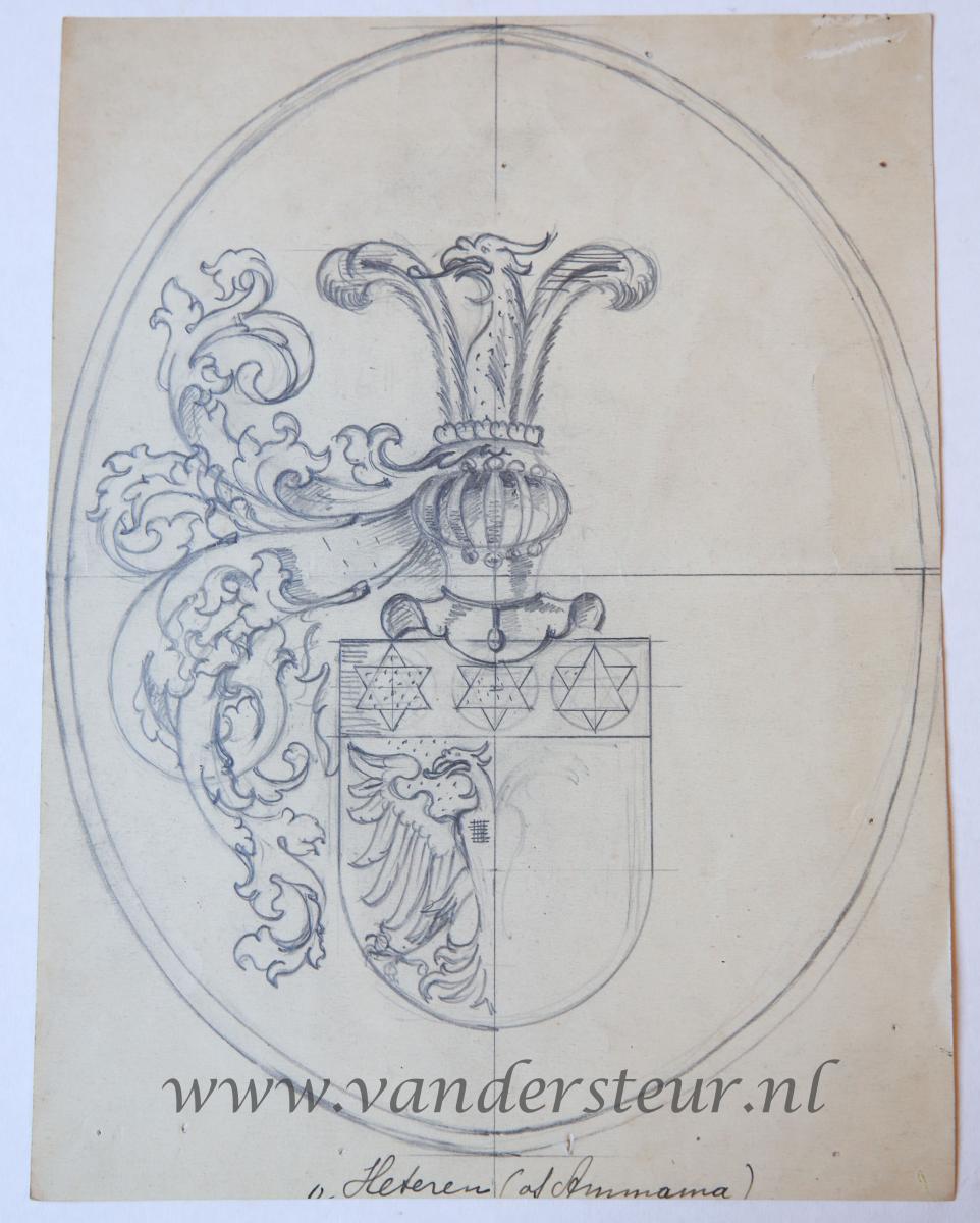 Wapenkaart/Coat of Arms: Amama (Am(m)ama)