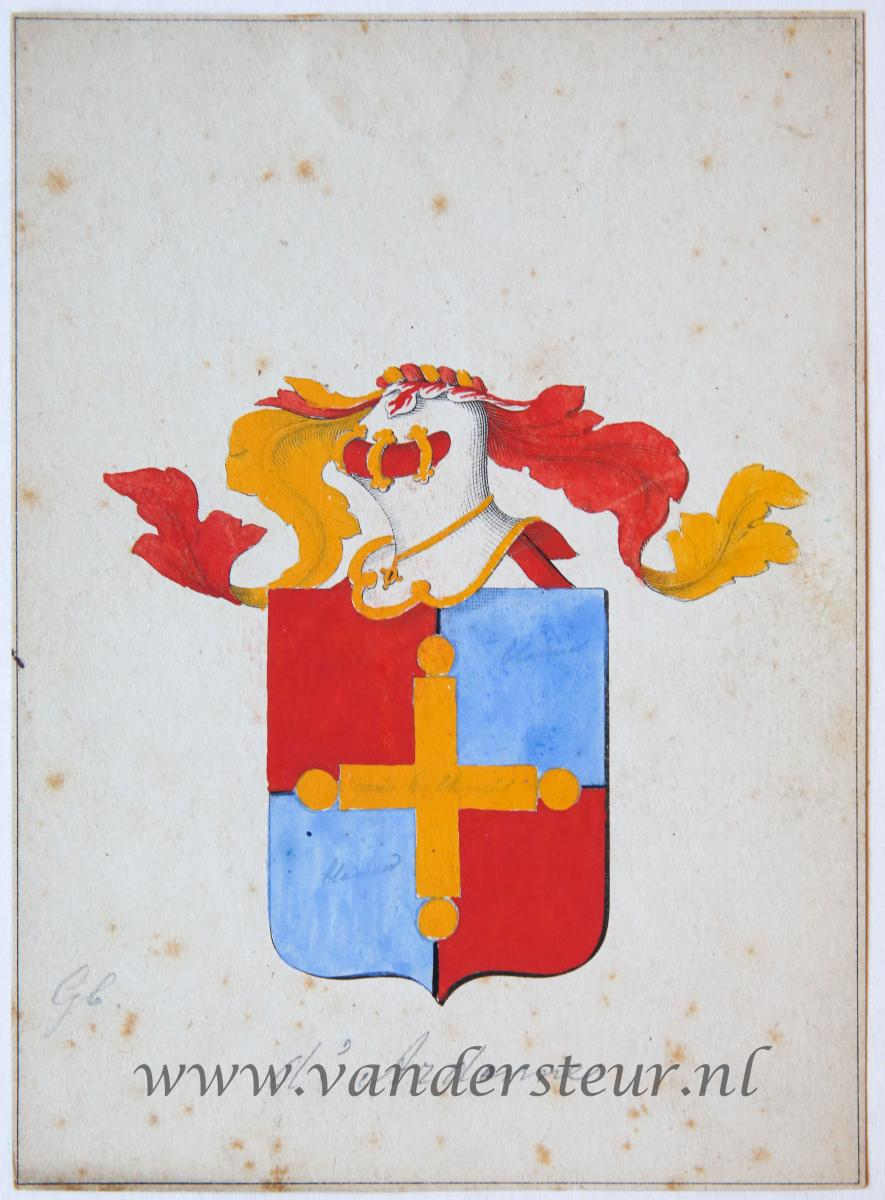 Wapenkaart/Coat of Arms: Ardenne (d')