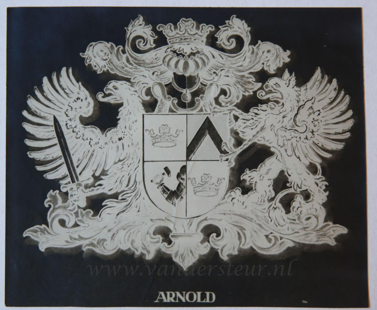 Wapenkaart/Coat of Arms: Arnold