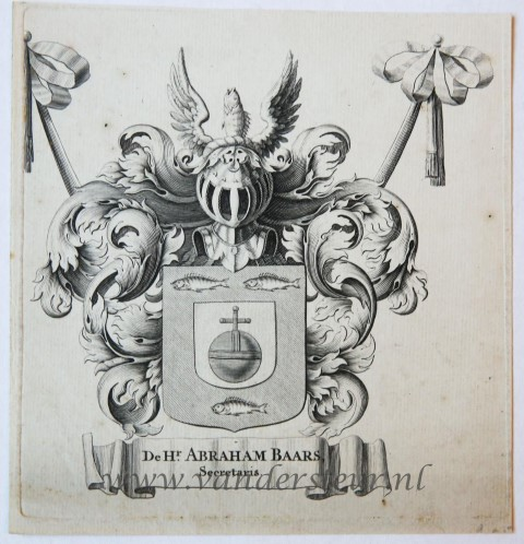 Wapenkaart/Coat of Arms: Baars